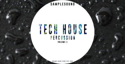 Tech House Percussion1000X512 8