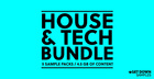 Get Down Samples Presents House & Tech Bundle