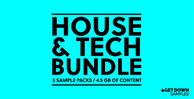 Get down samples house   tech loopmastersweb