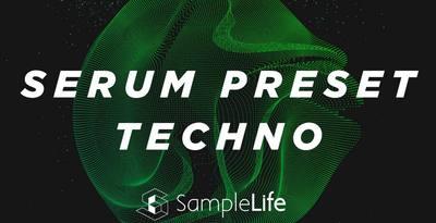 Serum Preset Techno 1000X512 Low Quality