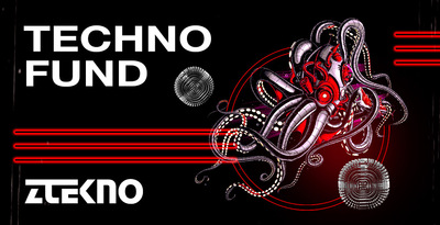 Ztekno   techno fund underground techno royalty free sounds ztekno samples 1000x512 web