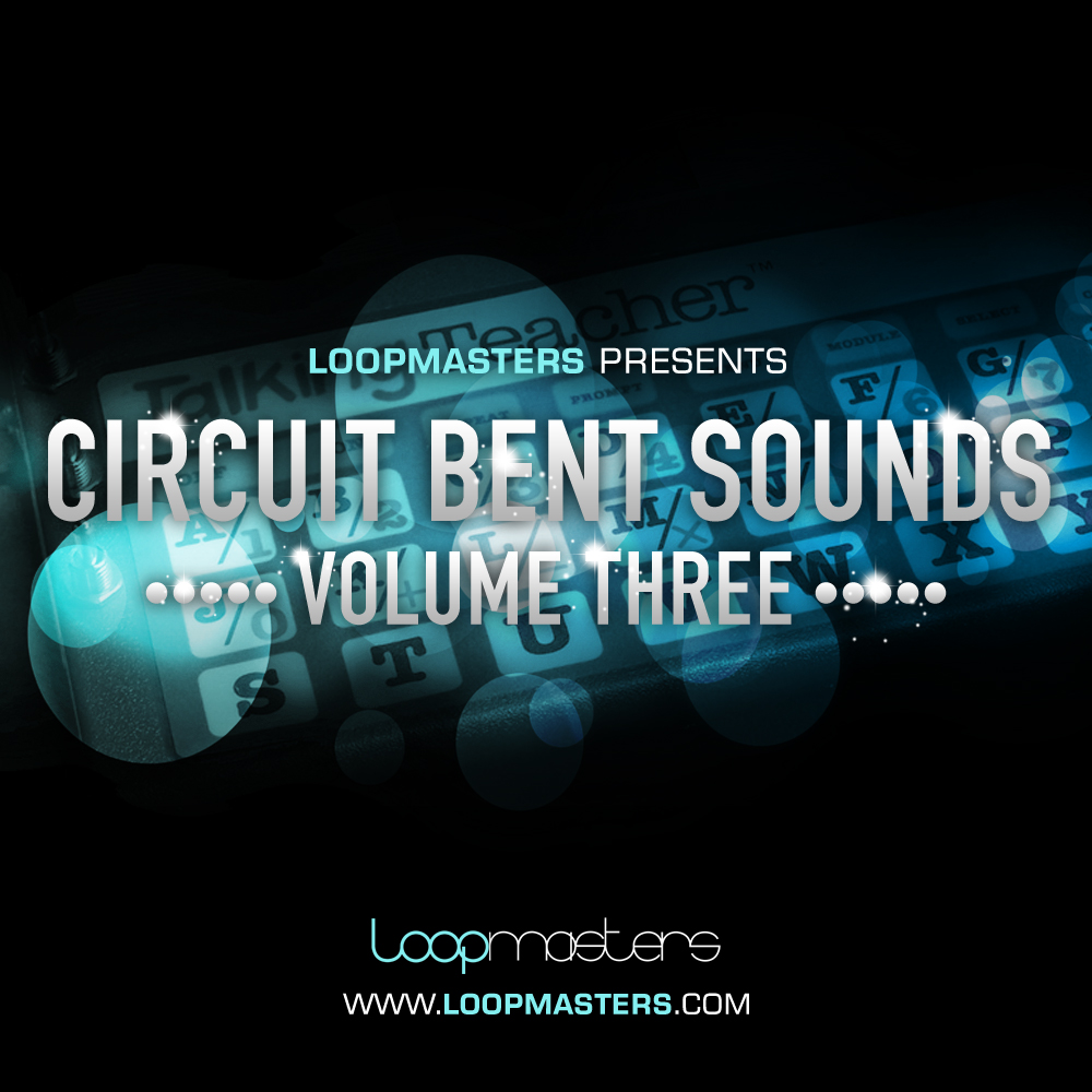 Circuit Bent Sounds Vol 3 Samples Casio Sk1 Sampling Keyboard Aliendevices Glitch Noise Loops