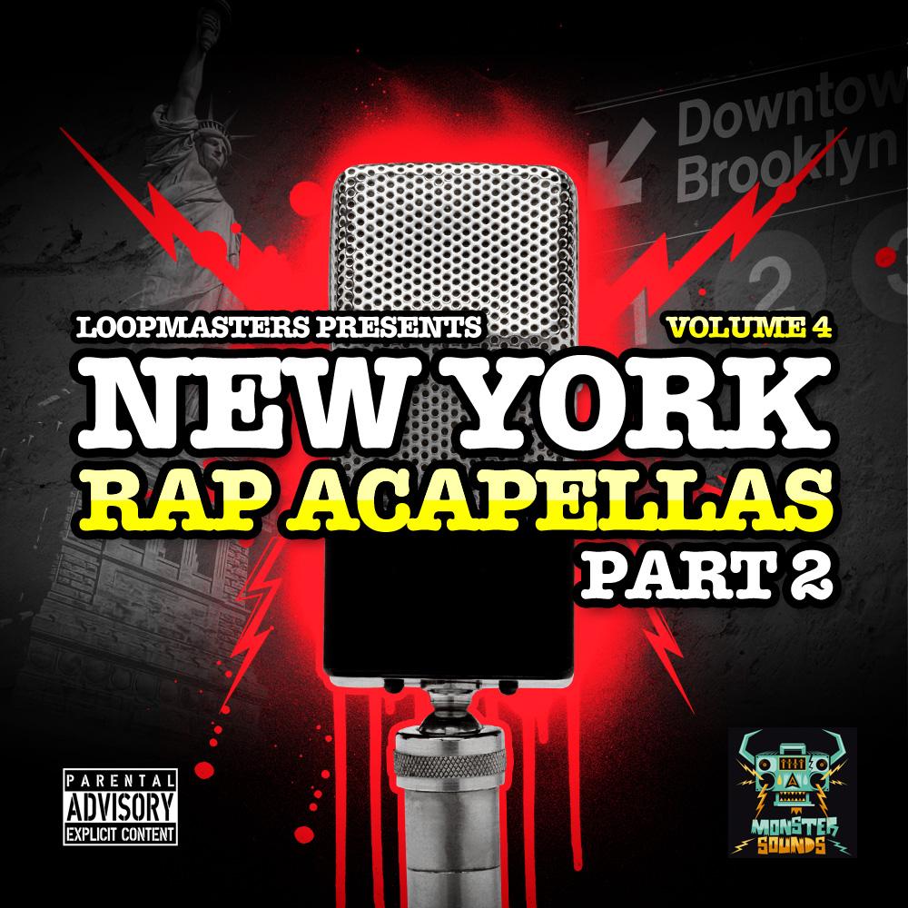 New York Rap Acapellas Part 2