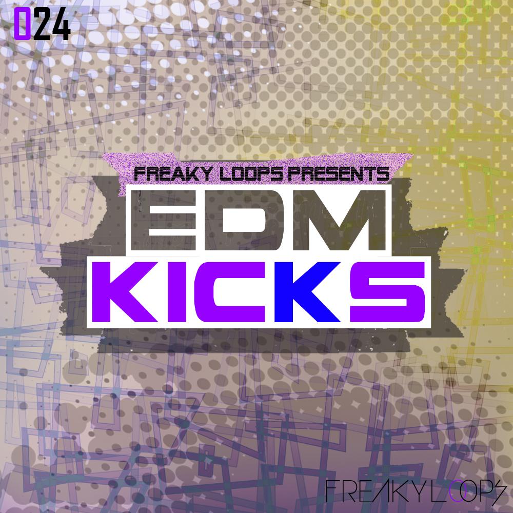 Bass Drum Samples, EDM Kicks, Techno Kick Sounds, House Bass