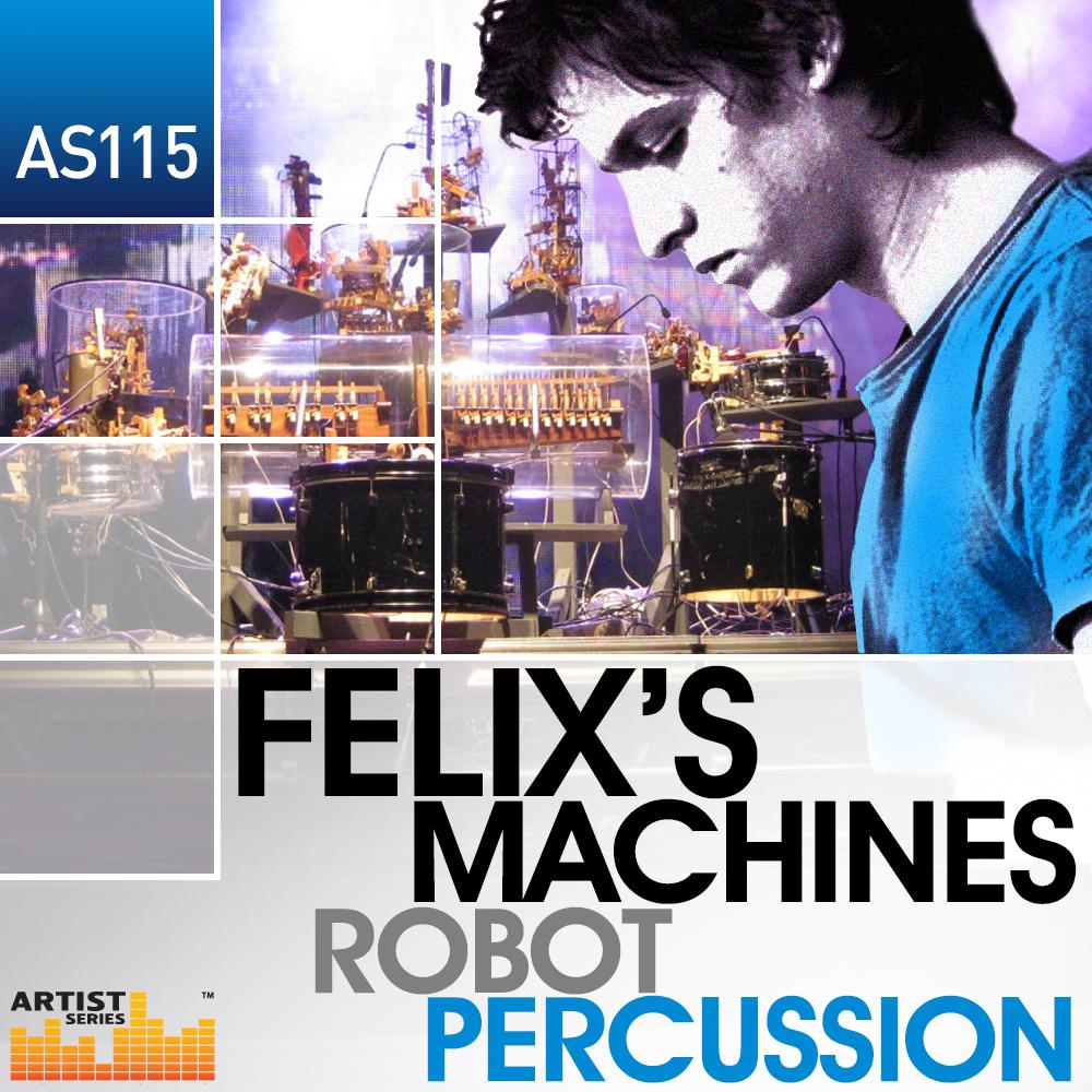 Felix's Machines - Robot Percussion