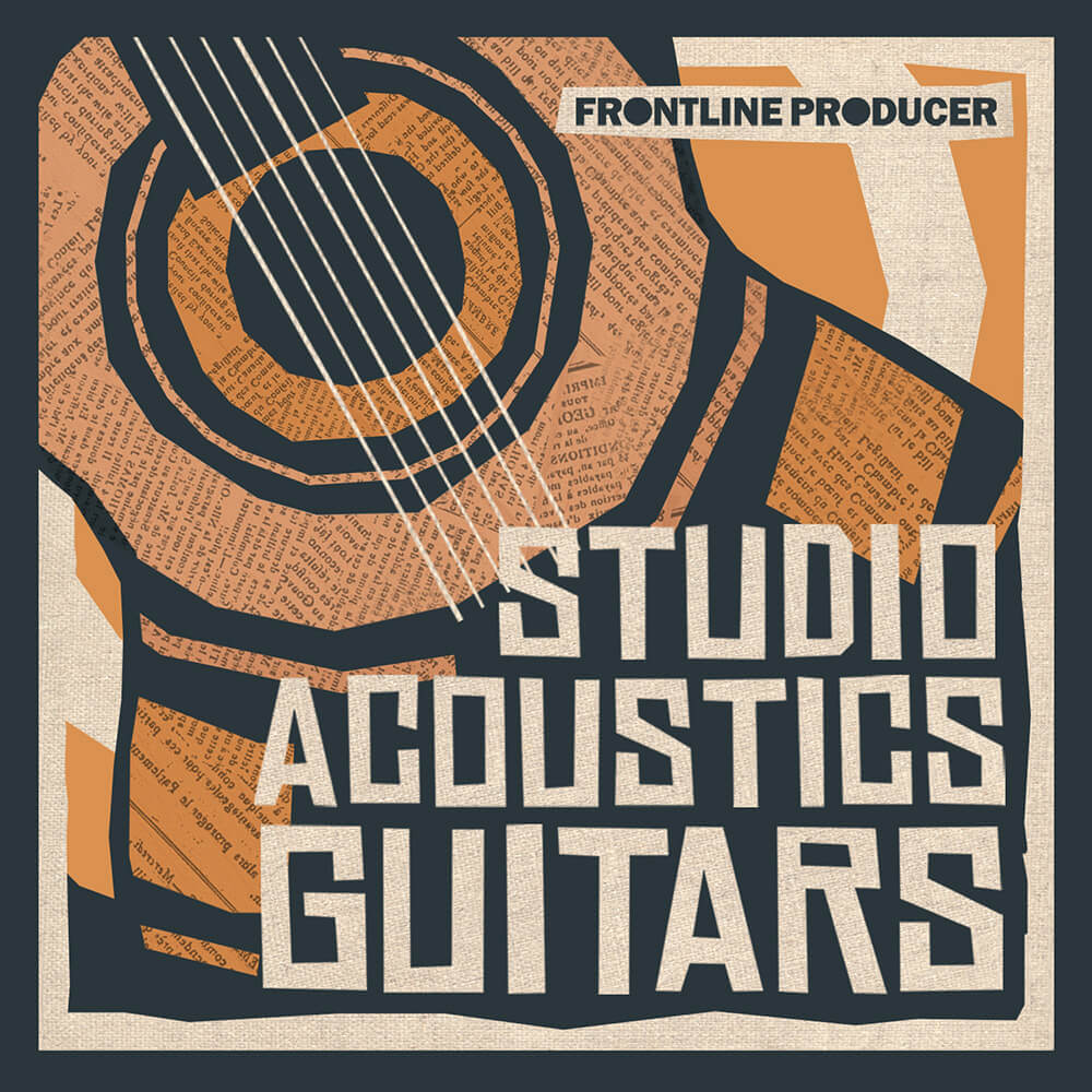 Studio Acoustics - Guitar Riffs N' Rhythms