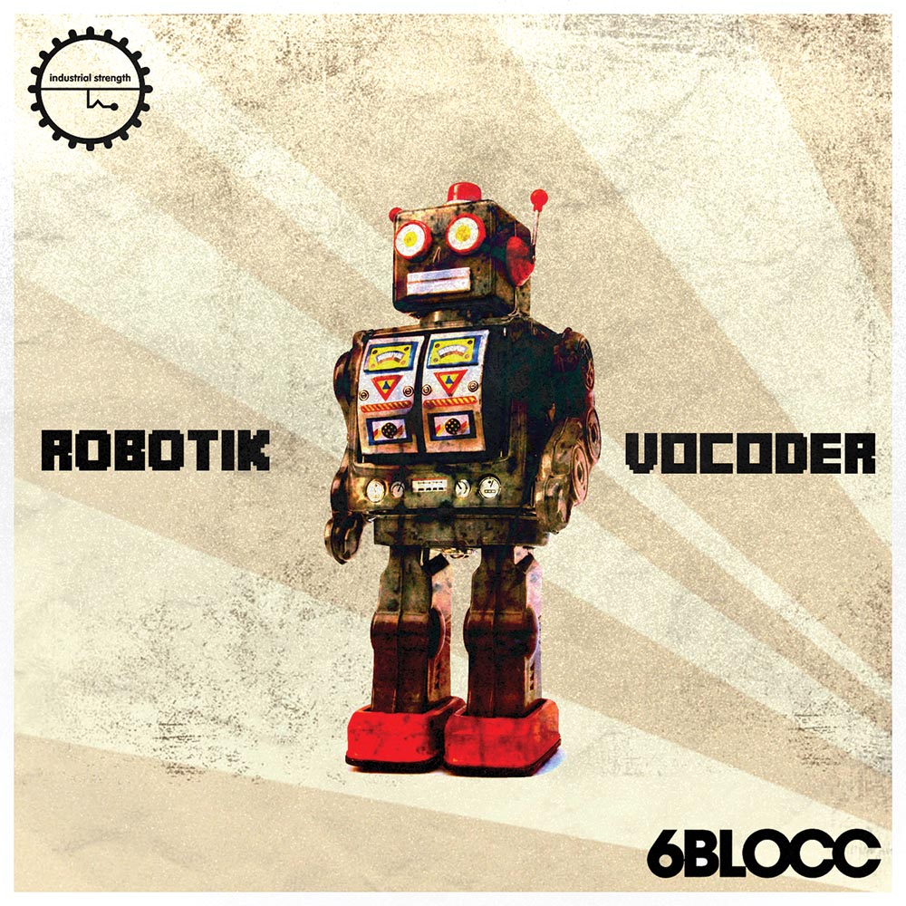 6Blocc - Robotic Vocoder