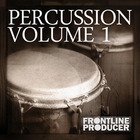 Frontline producer percussion vol 1