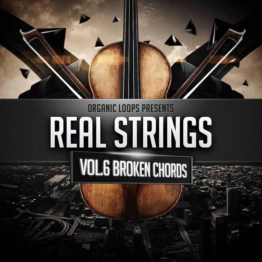 Real Strings Vol 6 - Broken Chords