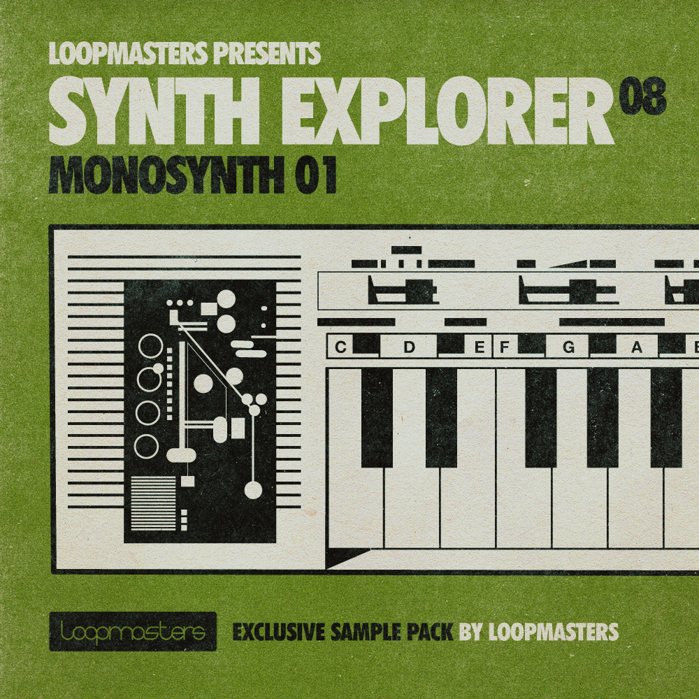 Synth Explorer - Mono Synth 101