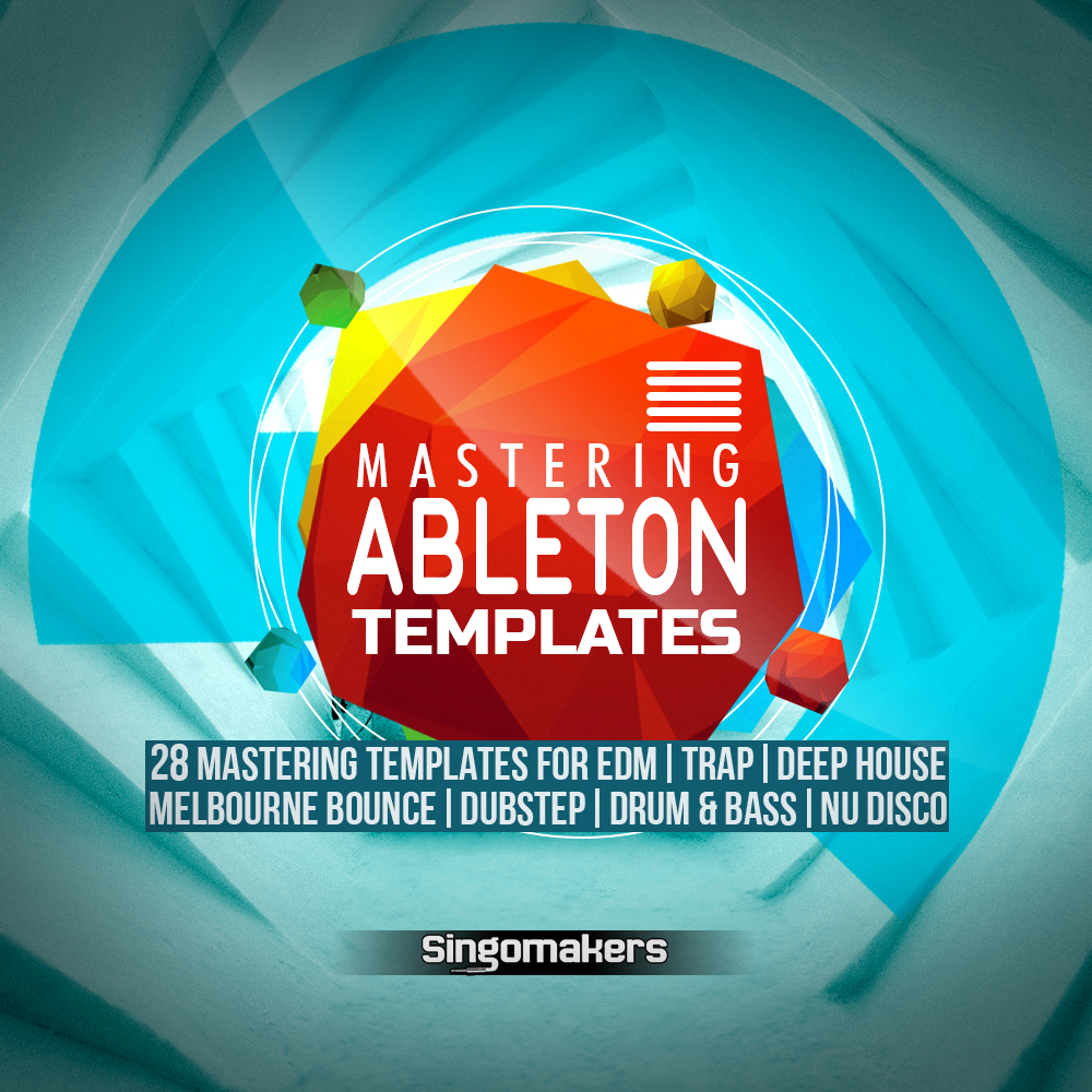 Ableton Live Mastering Templates Edm Song Mastering Template Trap