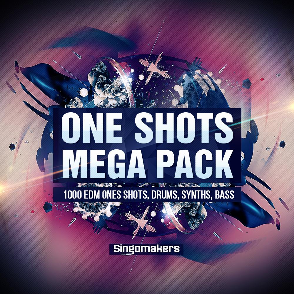 EDM One Shots Mega Pack