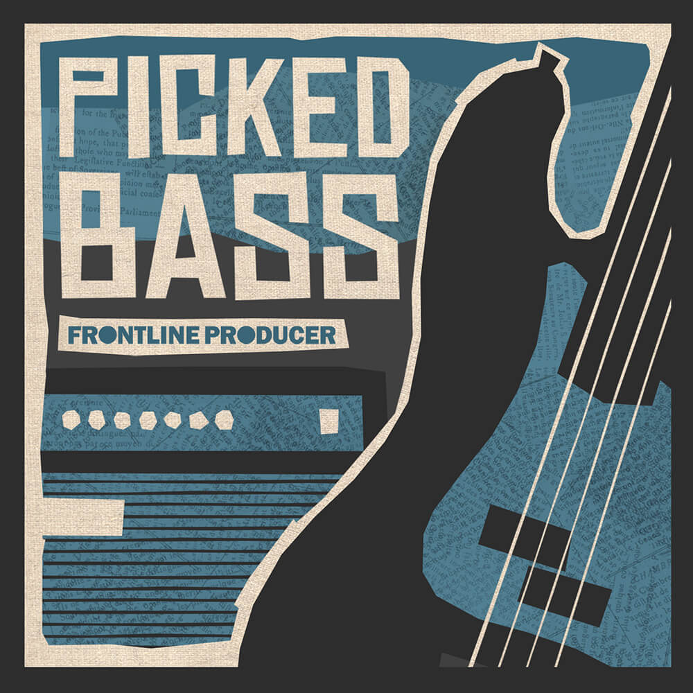 Picked Bass