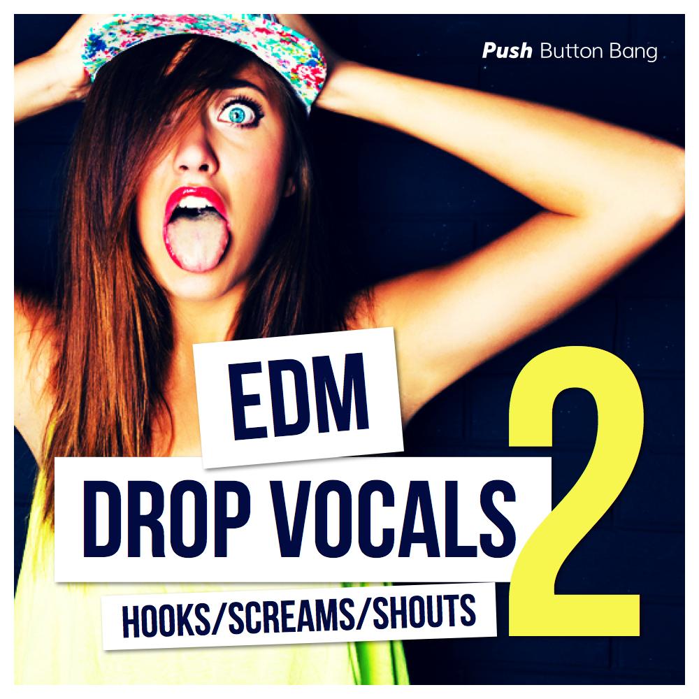 EDM Drop Vocals 2