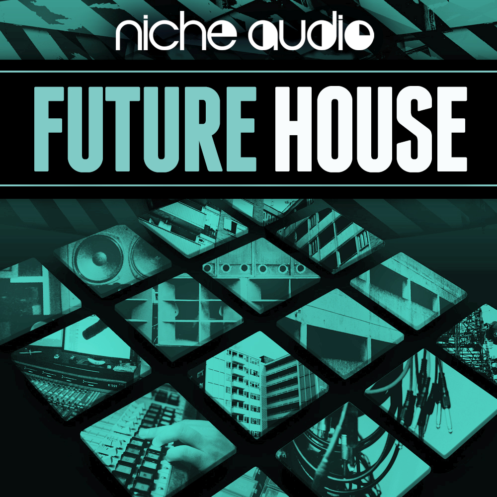 Future House Maschine Expansion, Deep House Ableton Racks, Bass House Logic  Pro X Projects
