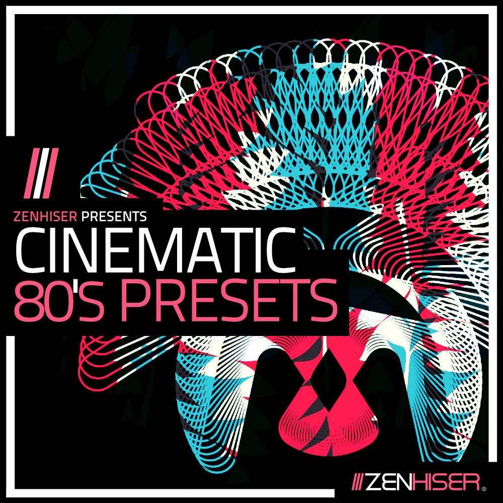 Cinematic 80's Presets