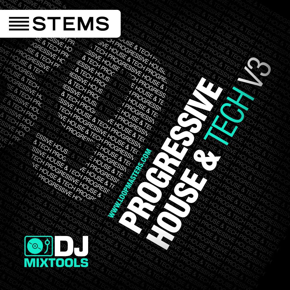 Royalty Free DJ STEMS, DJ Mixtools, EDM Loops, Progressive House ...
