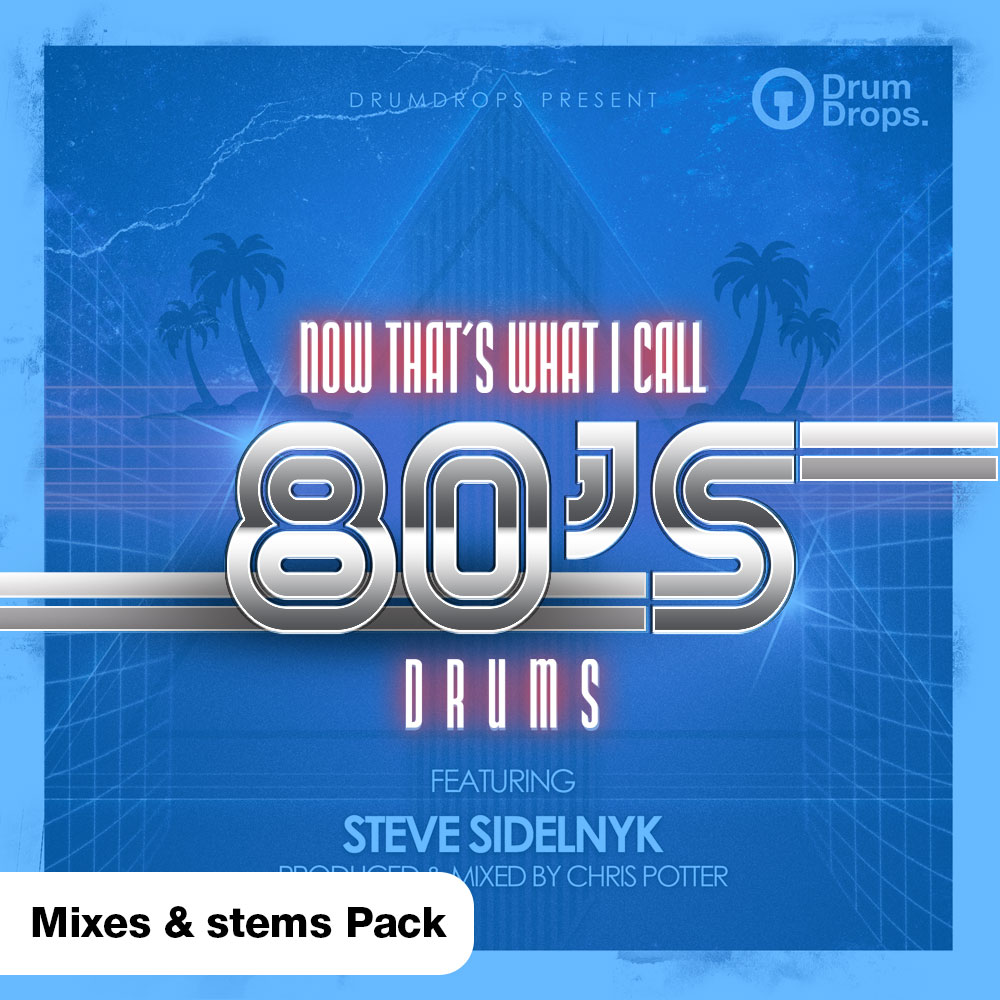 Now That's What I Call 80's Drums - Stems Version
