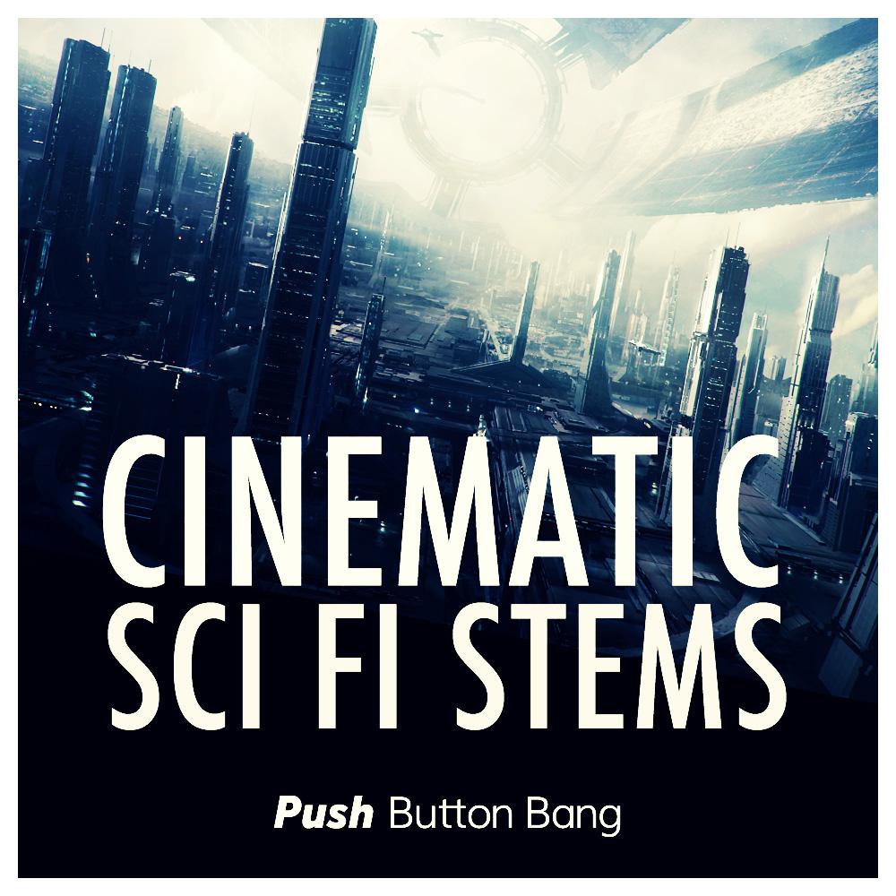 Cinematic Sci Fi Stems