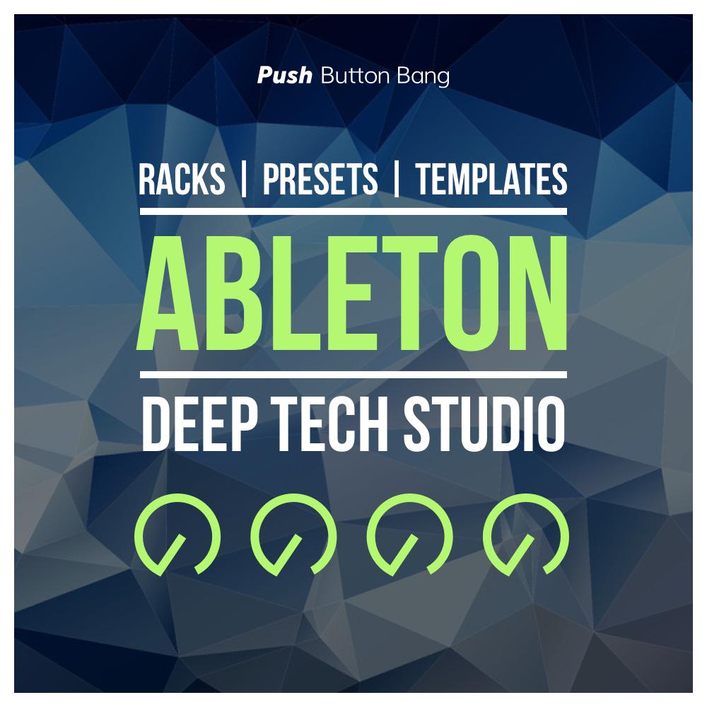 Ableton Deep Tech Studio