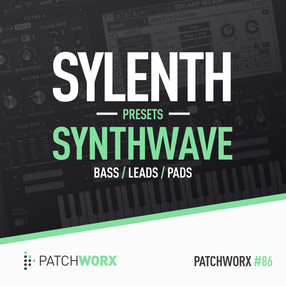 Synthwave - Sylenth Presets