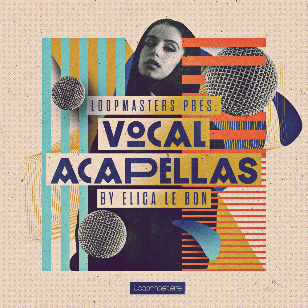 Elica Le Bon - Vocal Acapellas