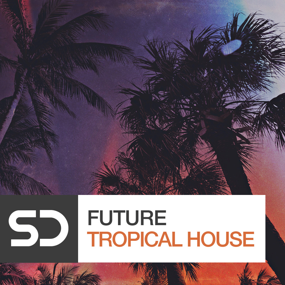 Royalty Free Tropical House Samples Uplifting Melodies Future