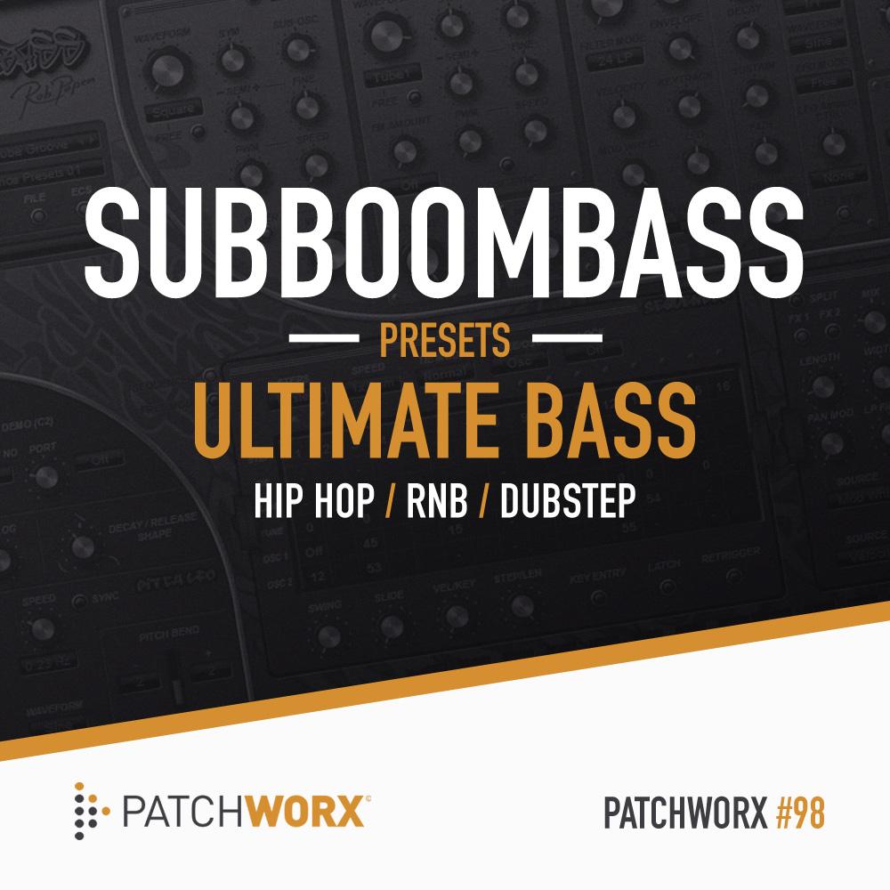 Sub boom bass 2.