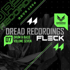 Dread recordings vol 7   fleck  drum   bass samples  fx and bass loops