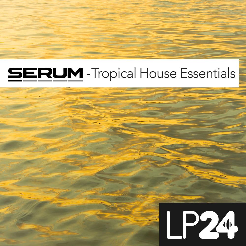 tropical house presets es2