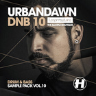 Urbandawn   drum   bass vol 10  dnb samples  lead   bass loops