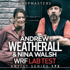 Andrew weatherall   nina walsh wrf lab test  electronica samples  guitars and dub drum loops