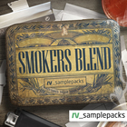 Smokers blend  hip hop samples  chillout drum and music loops  scratching   vocals