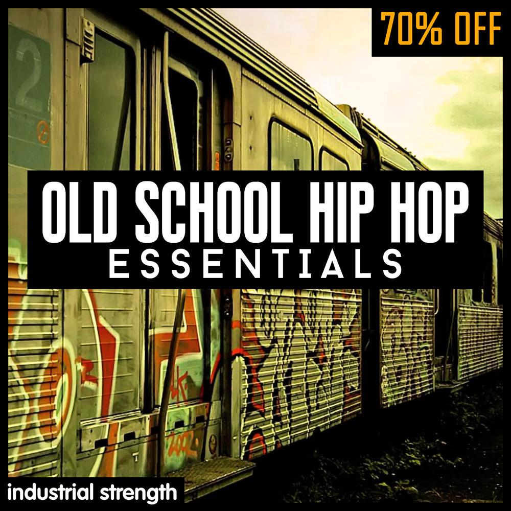 Old School Hip Hop Essentials