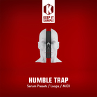 Keep it sample   humble trap artwork 1000x1000