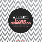 Abstrakt house dimensions
