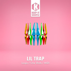 Keep it sample   lil trap artwork 1000x1000