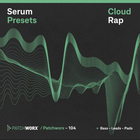 Royalty free serum presets  leads   synth sounds  trap music  midi  cloud rap plucks   bass sounds