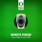 Keep it sample   monsta riddim artwork 1000x1000