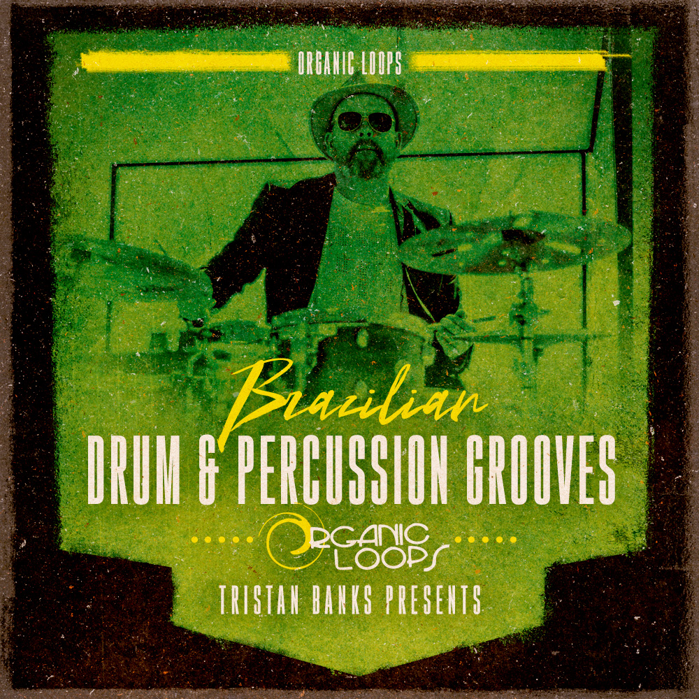 Brazilian Drum & Percussion Grooves