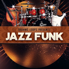 Royalty free jazz funk samples  vintage jazz sounds  double bass and live drum loops