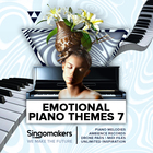 Singomakers emotional piano themes 7 drone pads midi files ambience records piano melodies unlimited inspiration 1000 1000