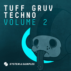 Tuff gruv techno vol. 2 1000x1000