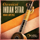 Royalty free sitar samples  authentic classical world music  indian sitar loops  harp runs  cultural sounds