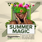 Singomakers summer magic drum loops vox loops bass loops one shots magic melodies effects unlimited inspiration 1000 1000