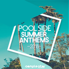 Pool side summer anthems 1000x1000