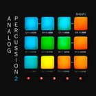 Shamanstems analogpercussion2 cover 1000x1000