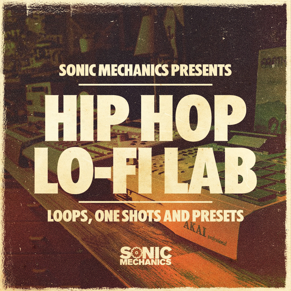 Hip Hop Lo-Fi Lab