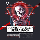 Singomakers euphoric trap ultra pack bass loops synth loops drum loops  one shots fx vocal loops unlimited inspiration 1000 1000