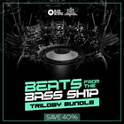 Beats bass ship trilogy artwork 1000 x 1000 loopmasters